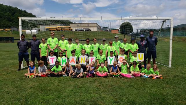 Buc Soccer Camp