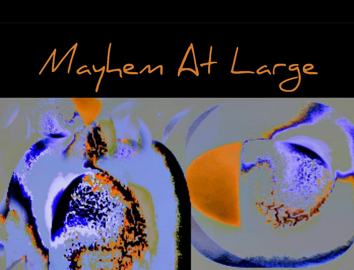 Jorge Sylvester Spontaneous Expressions - LIVE RECORDING - MAYHEM AT LARGE - THE LAST BAHA' SESSION