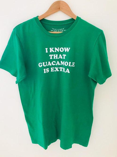 Camiseta Hombre/Verde