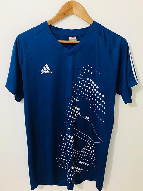 Camiseta Azul Rey Hombre