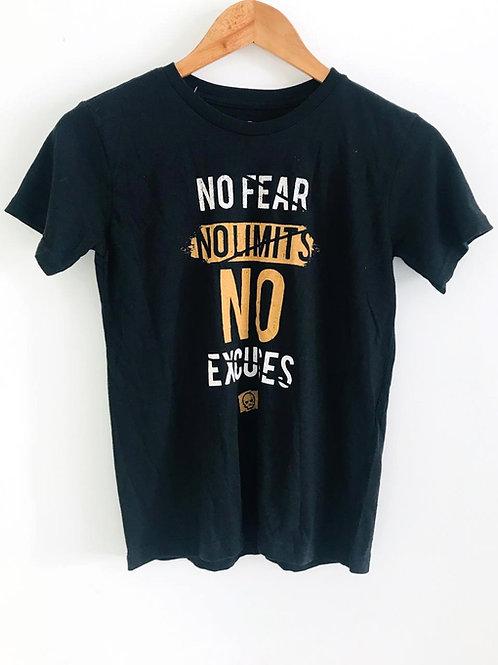 Camiseta Negra Niño