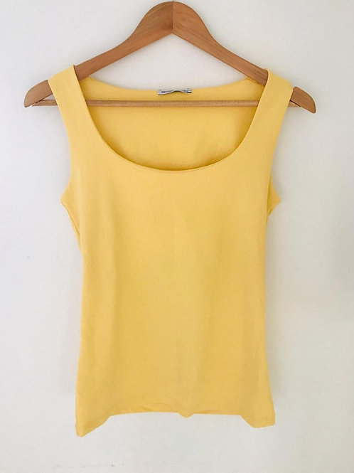 Camiseta Amarilla /Manga Corta