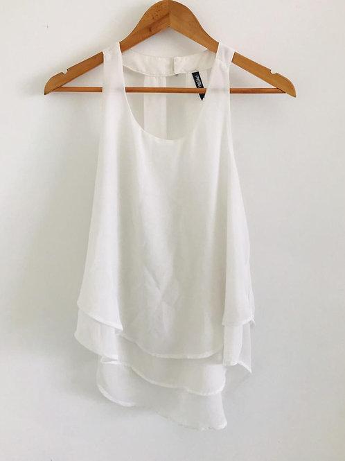 Camisa Velo Blanca