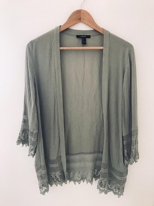 Kimono Verde Oliva
