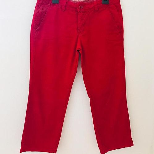 Pantalón Mujer/Rojo