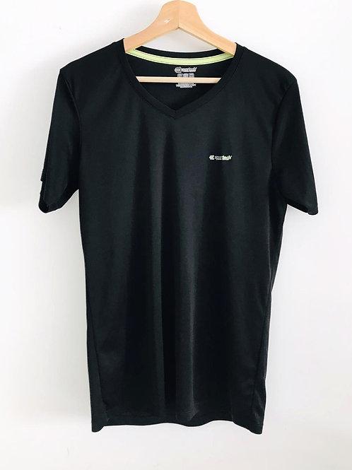 Camiseta Deporte Negra /Hombre