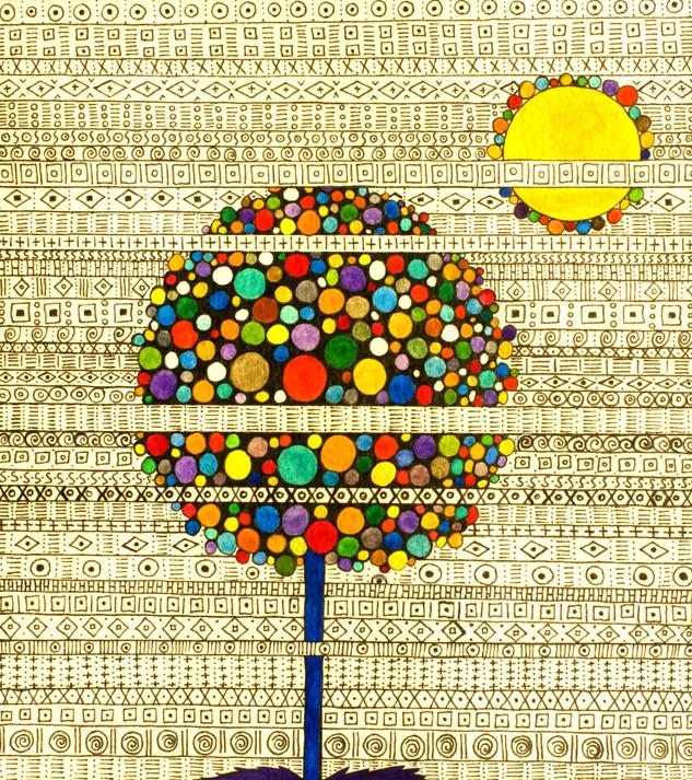 """""""Tree of Life""""  by Narek Van"""