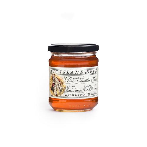 Macadamia Nut Blossom Honey - 9oz