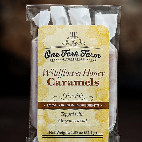 Wildflower Honey Caramels