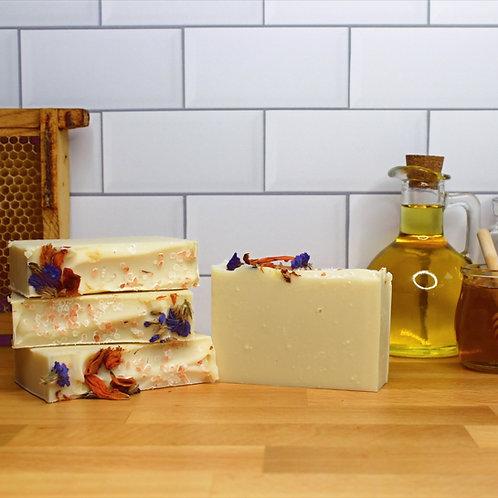 Vintage Creme Coconut Milk Soap