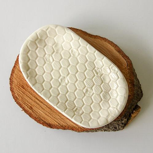 Prodigal Pottery Beehive Soap Dish
