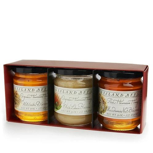 Hawaiian Honey Sets for the Pantry