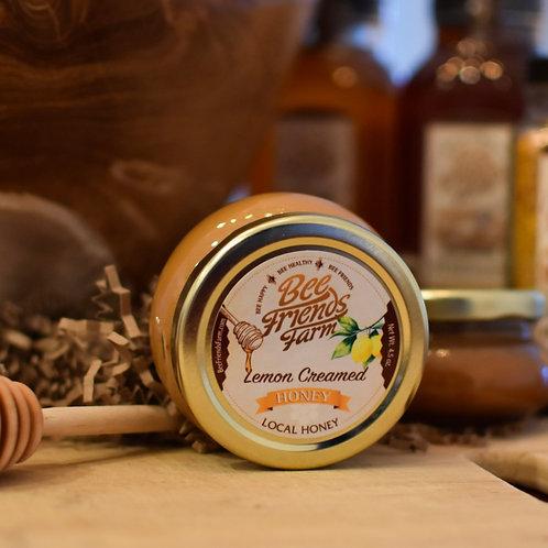 Lemon Creamed Honey