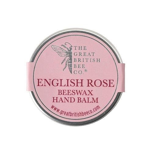 English Rose Beeswax Hand Balm