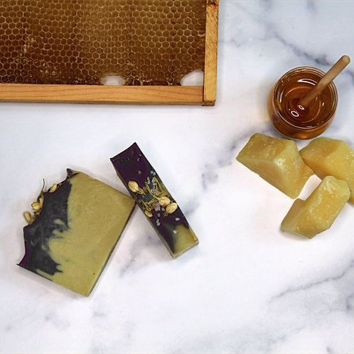 Black Jasmine Coconut Milk Soap