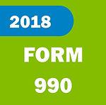 2018 Form 990