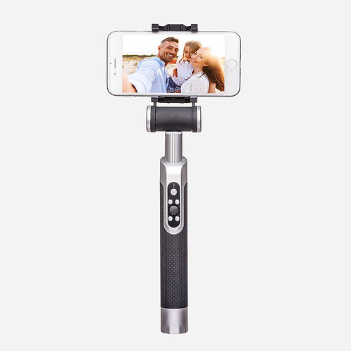 Pictar Smart Selfie Stick Black / Pink / White