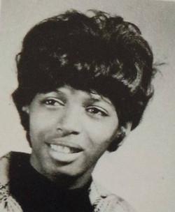Letitia Tina Stewart-Pryor Class of 1965