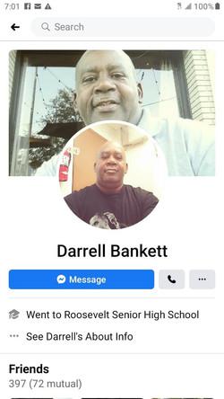 Darrell Bankett - 1979
