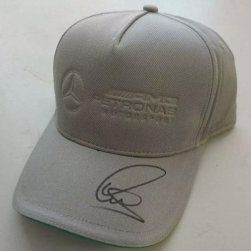 Lewis Hamilton Signed Hat