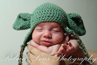 """Yoda"" Inspired Hat"