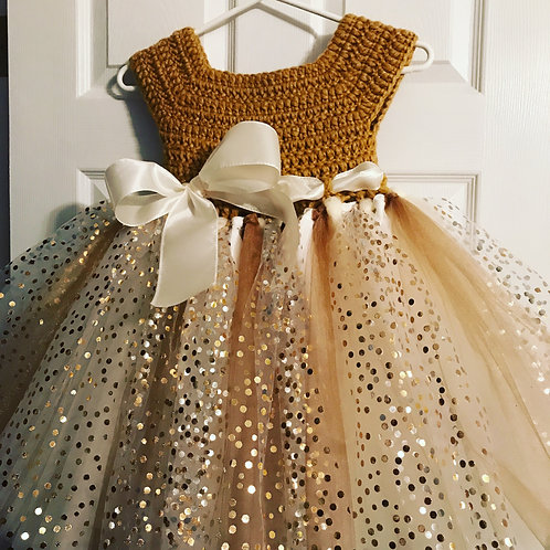Custom Tulle Dress