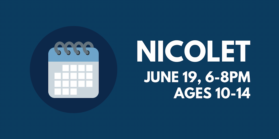Nicolet Mental Performance Workshop - Ages 10-14