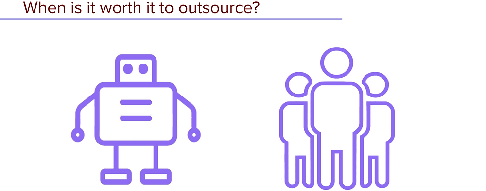 When is it worth it to outsource your email marketing? Can you share the task with a freelancer?