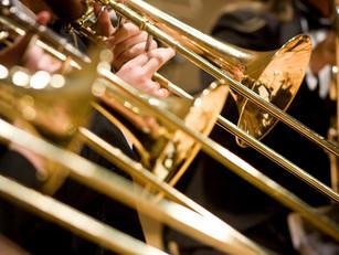 A Glance at Trombone Slides