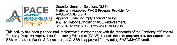 AGD Logo and PACE Statement Joint Provid