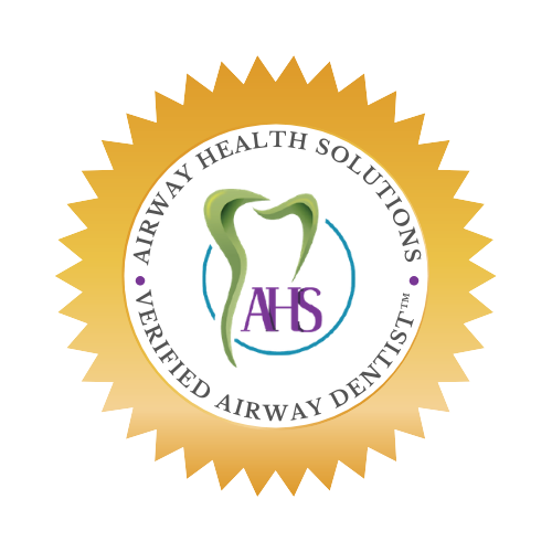 Airway Health Solutions Verified Airway Dentist™