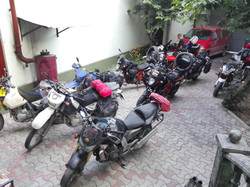 Motobike-friendly