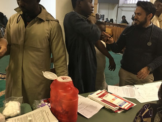 Flu Shot Clinic - Delaware Valley Muslim Association Philadelphia