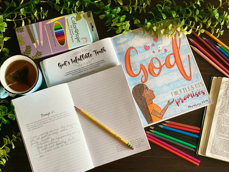 What's Journaling Got To Do With Hope?