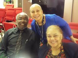 Family & Friends Marietta & Bill
