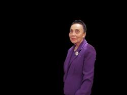 Minnie Washington - Purple Suit