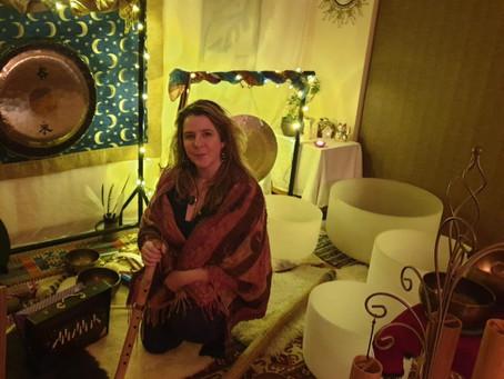 Sound Healing Journey with Suzy