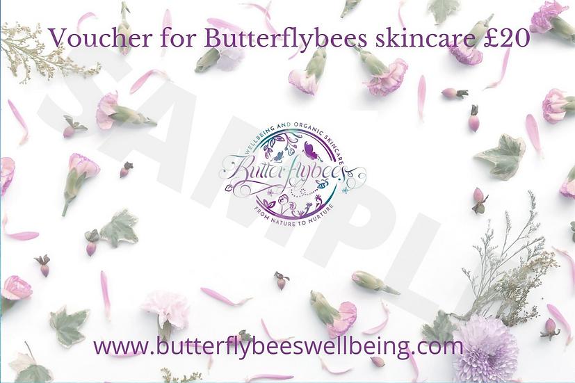 Skincare Voucher