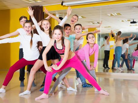 Kids Warrior Dance Class Online with Ceza - Feb 2021