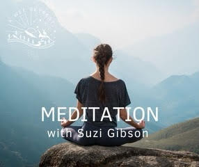 Suzi's Guided Meditation Online Session