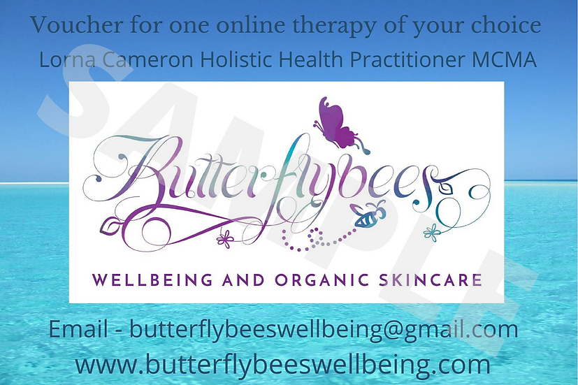 Online Therapy Voucher