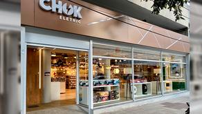 Nova filial Chok Eletric em Volta Redonda