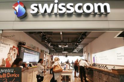 Swisscom Nyon La Combe