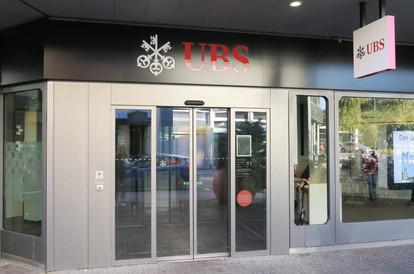 UBS Nyon La Combe