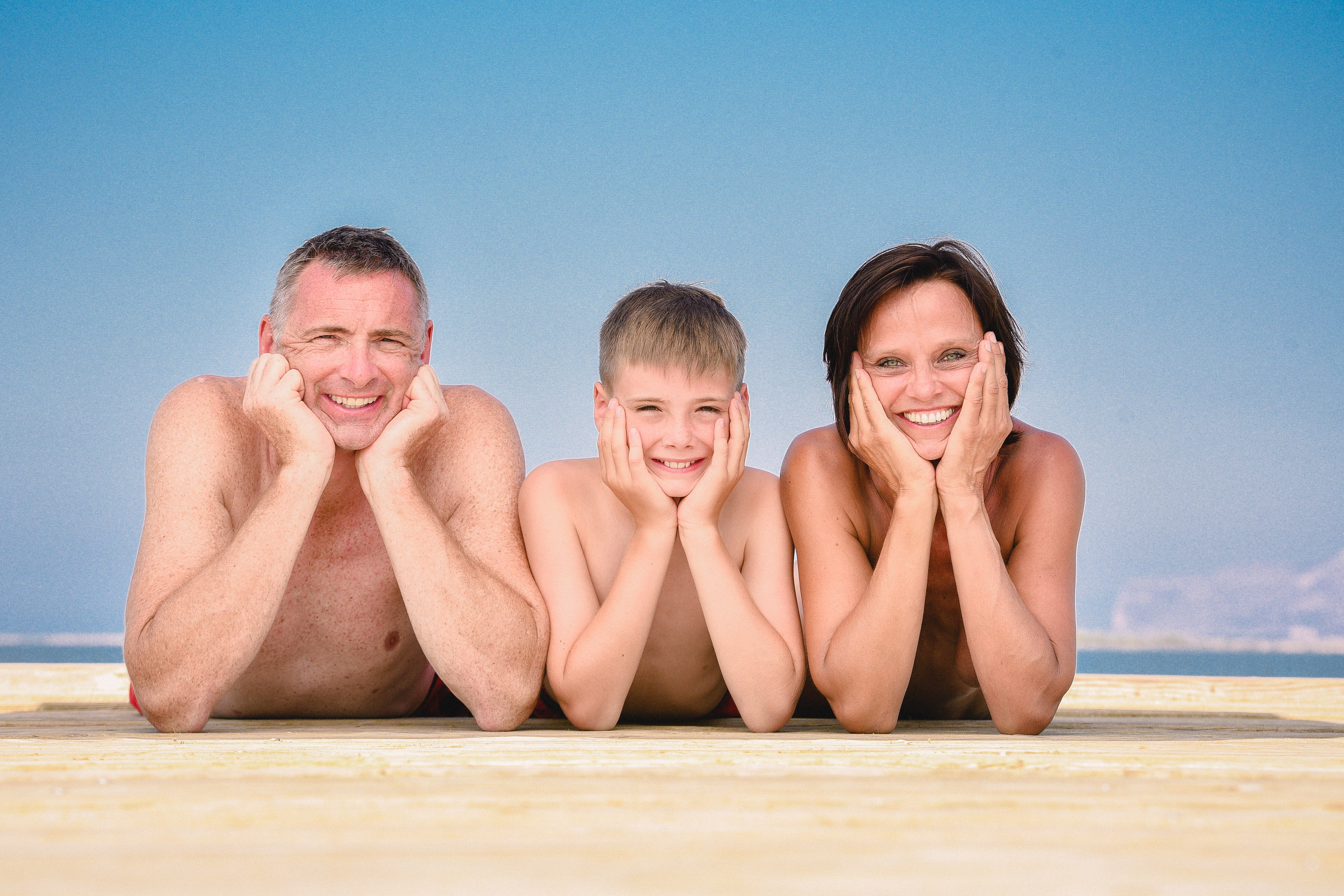 Ganivet Family
