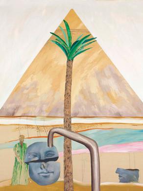 David Hockney & Egypt