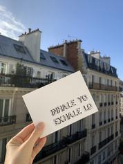 YOLO in Paris
