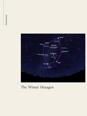 The Winter Hexagon