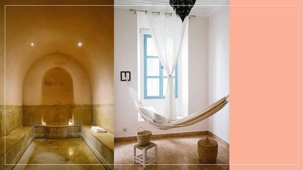Marrakech Retreat Spa
