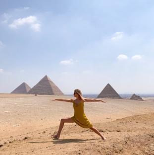Egyptain Yoga